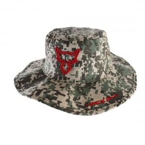 Jackall Digital Camo Wide Brim Hat