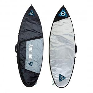 Komunity Project Shortboard Single Lightweight Traveller Board Bag