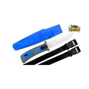 Land & Sea Dive Knife w/ Sheath 11.5cm