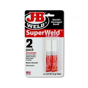 JB Weld Super Weld - Twin Pack