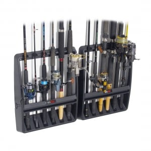Sea Dog Vertical Rod Rack