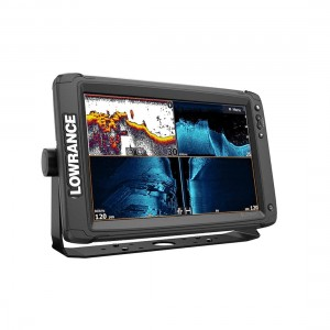 Lowrance Elite 12 Ti2 - Active Imaging Transducer + Preloaded C-Map