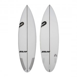 Dylan Surfboards RX5 - Futures Fins