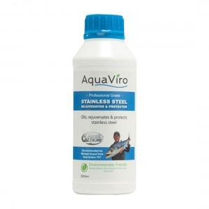 Aqua Viro Stainless Steel Rejuvenator & Protector