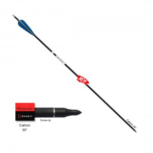 Bandit Carbon Composite Premade Arrow