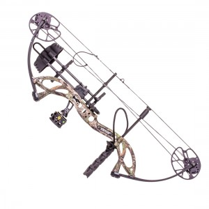 Bear Cruzer G2 Real Tree Edge RTH Right Hand 70lb Compound Bow