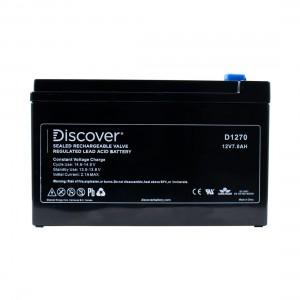Discover 12V 7AH F2 Battery