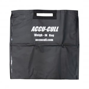Accu Cull Weigh In Bag