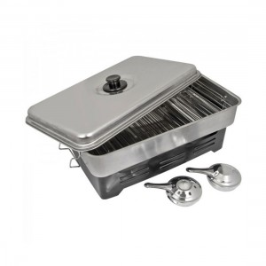 Campfire Deluxe Fish Smoker 2 Burner