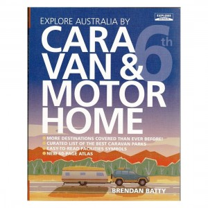A.B.C Maps Explore Australia by Caravan & Motorhome 6th Edition