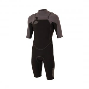Buell Mens RB1 2mm Short Sleeve Springsuit