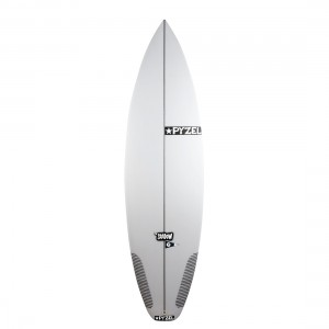 Pyzel Surfboards Project 12 Shadow Tri Fin - Futures Fins
