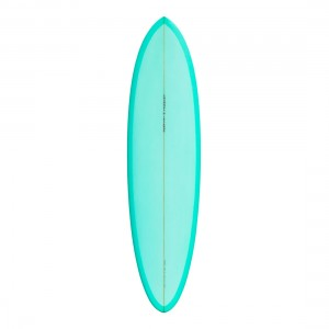 Channel Islands Surfboards CI MID - Box + 2 FCS2 Fins