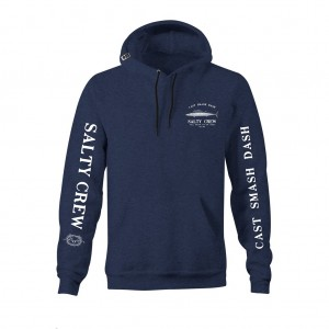 Salty Crew Wahoo Mount Mens Hoody