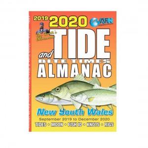 AFN 2020 State Tide Almanac & Bite Times Guide