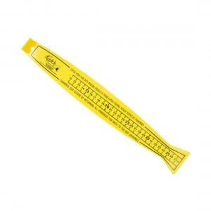 ICatch Single Fish Ruler