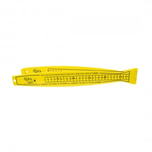 ICatch Double Fish Ruler