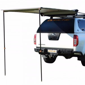 Darche Eclipse Rear Awning