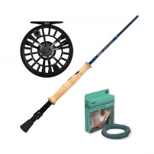Airflo Beast / Fly Lab Beast Fly Combo / Cold Saltwater Striper WF9 Line
