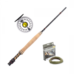 Airflo Blade / Fly Lab Zen Fly Combo / Specialist Trout Bandit Taper WF5F Line