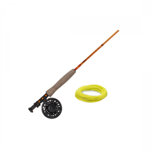 Airflo Brookie / Fly Lab Pulse Fly Combo / #6 Line