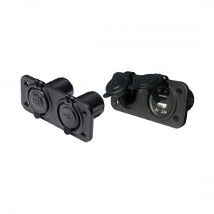 BLA Flush Mount USB And Power Socket