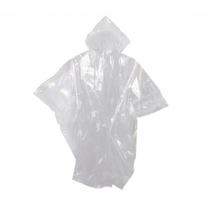 Elemental Emergency Poncho