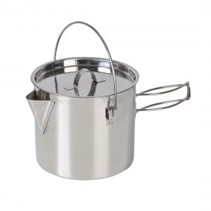 Campfire Billy Style Stainless Steel Kettle