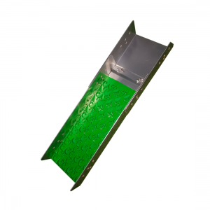 Gold Rat 6 inch Extension Sluice With Mat