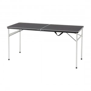 Coleman Aluminium Fold-In-Half Table 6ft