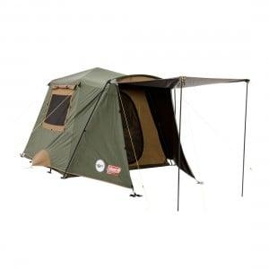 Coleman Instant Up 4 Person Lighted Northstar Darkroom Tent