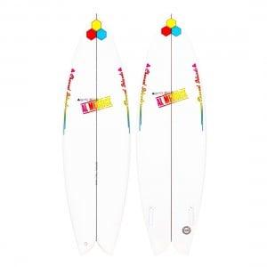 Channel Islands Surfboards Fishbeard - FCS2 Fins