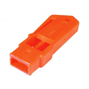BLA Pealess Plastic Whistle