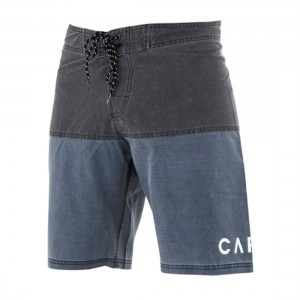 Carve Mens Midnight Storm Pigment Wash Boardshorts