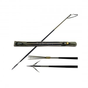 Land & Sea Javelin 2pc 1.8m Deluxe Hand Spear & Bag