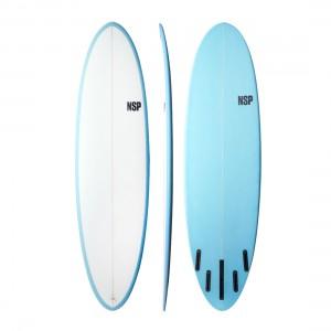 NSP Magnet PU Surfboard