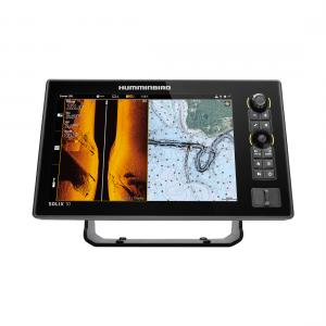 Humminbird Solix 10 Chirp Mega SI+ G3 Nav Sounder