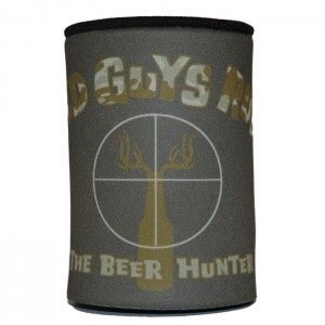 Old Guys Rule Beer Hunter Drink Holder