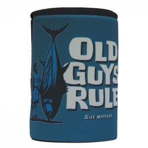 Old Guys Rule Size Matters Drink Holder