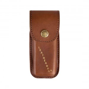 Leatherman Sheath Brown Leather To Suit Wave