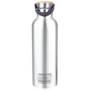360 Degrees Vacuum Insulated 750ml Water Bottle