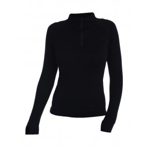 XTM Merino Mens Zip Neck Top