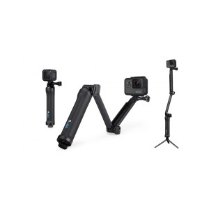 GoPro 3 Way Grip | Arm | Tripod