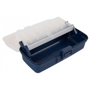 Jarvis Walker Clear Top Tackle Box