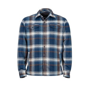 Marmot Mens Ridgefield Long Sleeve Shirt