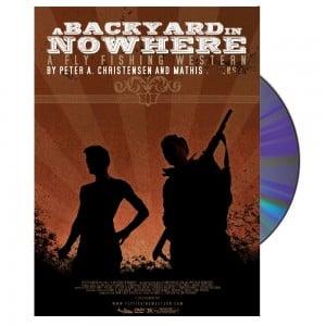 A Backyard in Nowhere - A Fly Fishing Western DVD