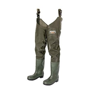 Snowbee Granite PVC Thigh Booted Waders