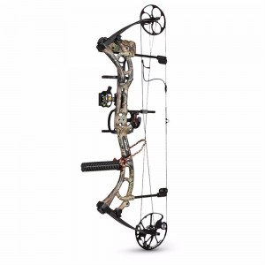 Bear Authority RTH Right Hand 60lb Compound Bow
