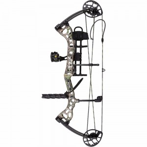 Bear Crux Hunting RTH Right Hand 70lb Compound Bow