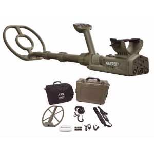 Garrett ATX Extreme Pulse Induction Deep Seeker Metal Detector Package